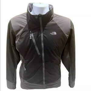 The North Face Women's Steep Series Jacket Coat Grey Purple Size Large EUC